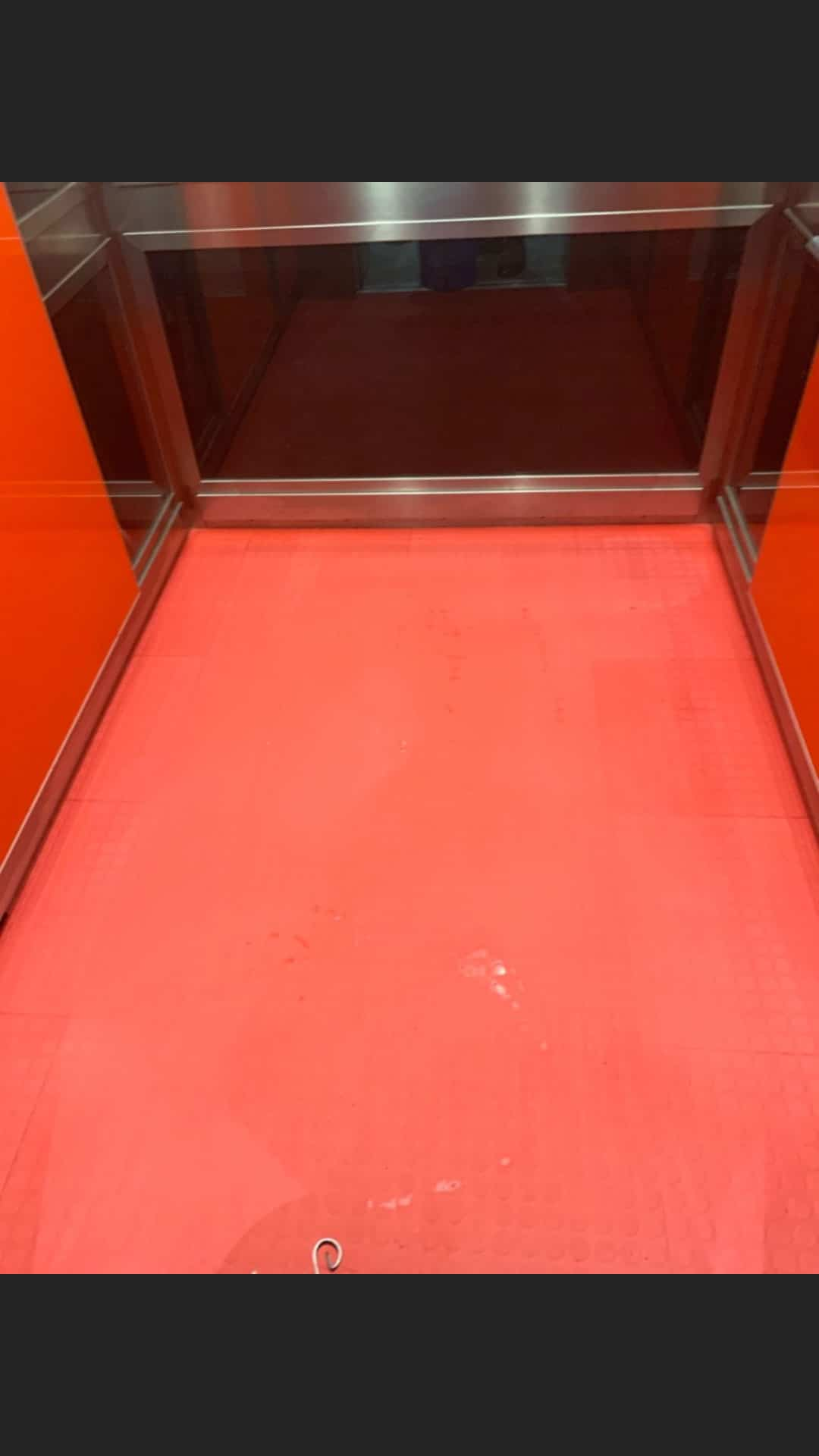 Lift Floor After Clean | South Yarra | Performance Group