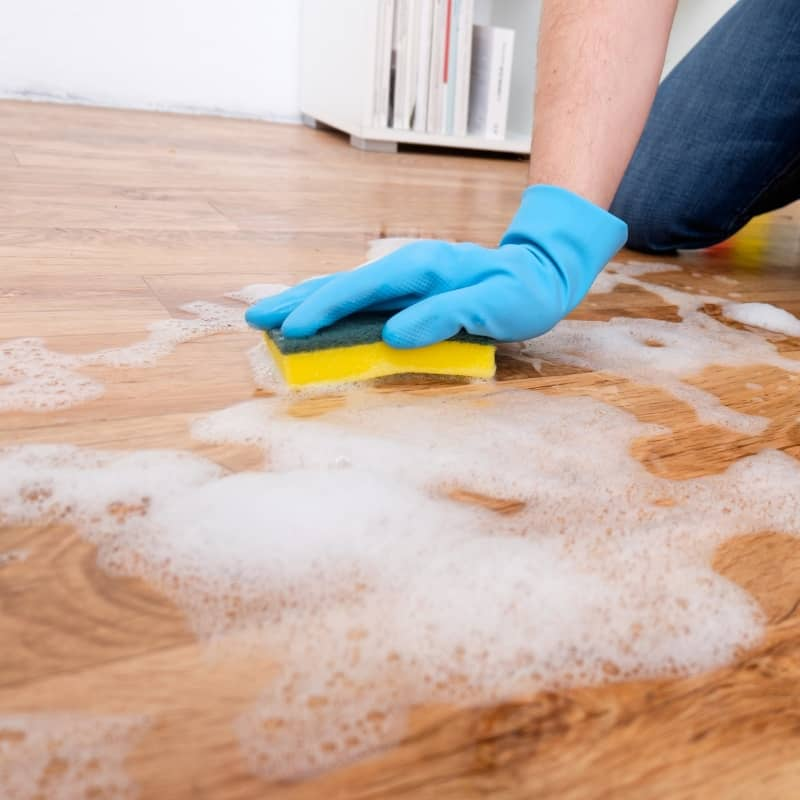 Floor Scrubbing Geelong | Performance Group