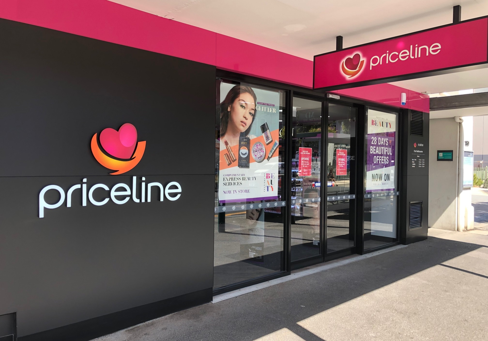 Store Cleaning Port Melbourne | Priceline | Commercial Cleaners | Performance Group