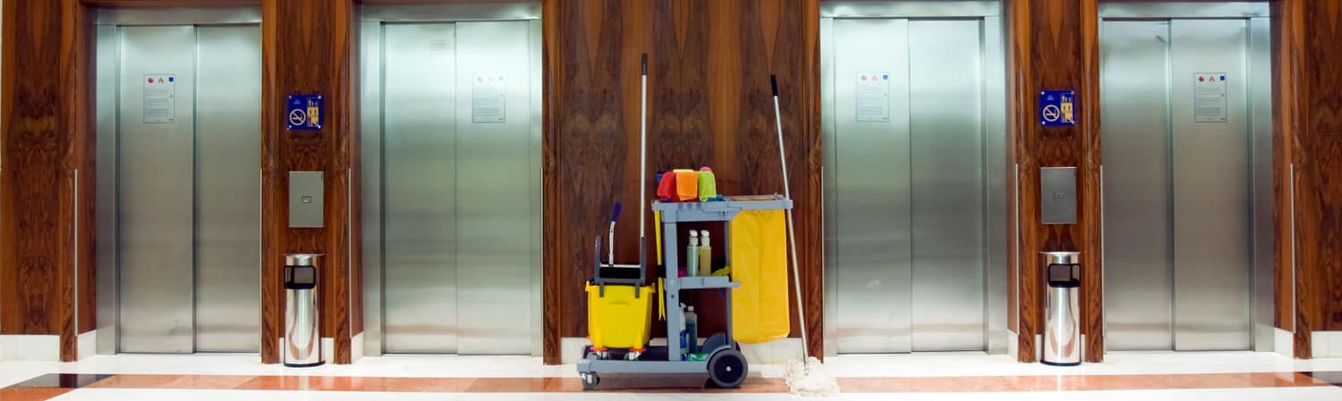 Building Cleaning - Steam Cleaning