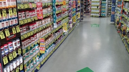Performance Cleaning - Chemist Warehouse Cleaning